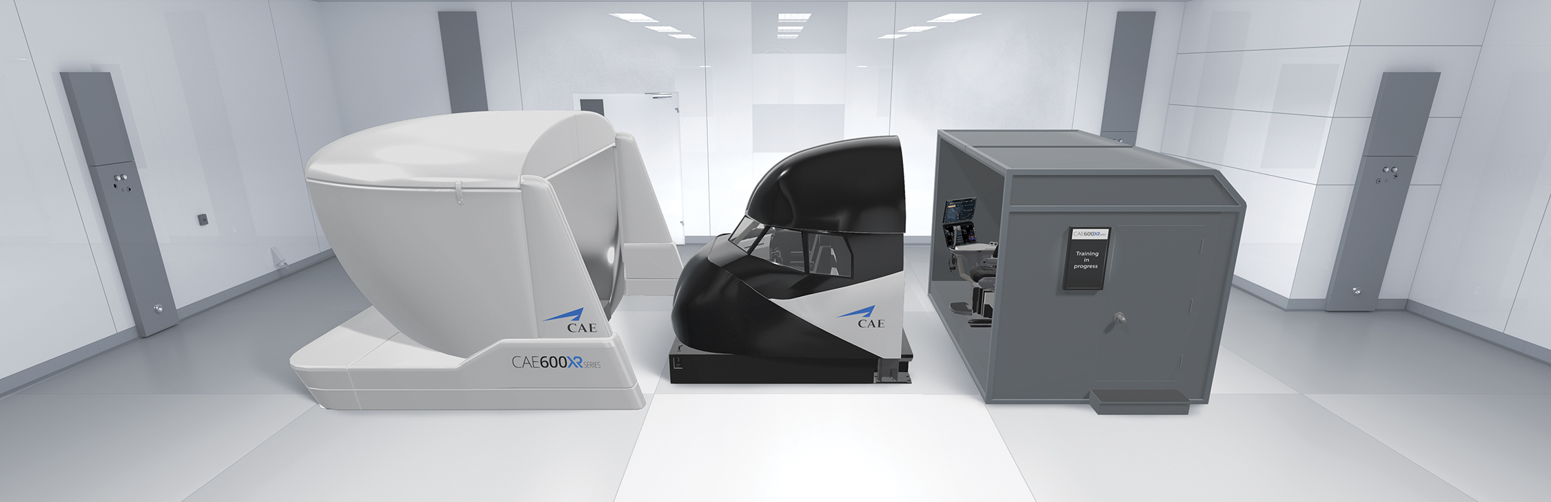 CAE 600XR simulator