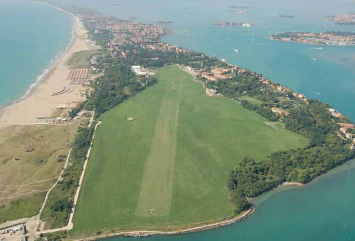 Venice Lido Nicelli airport