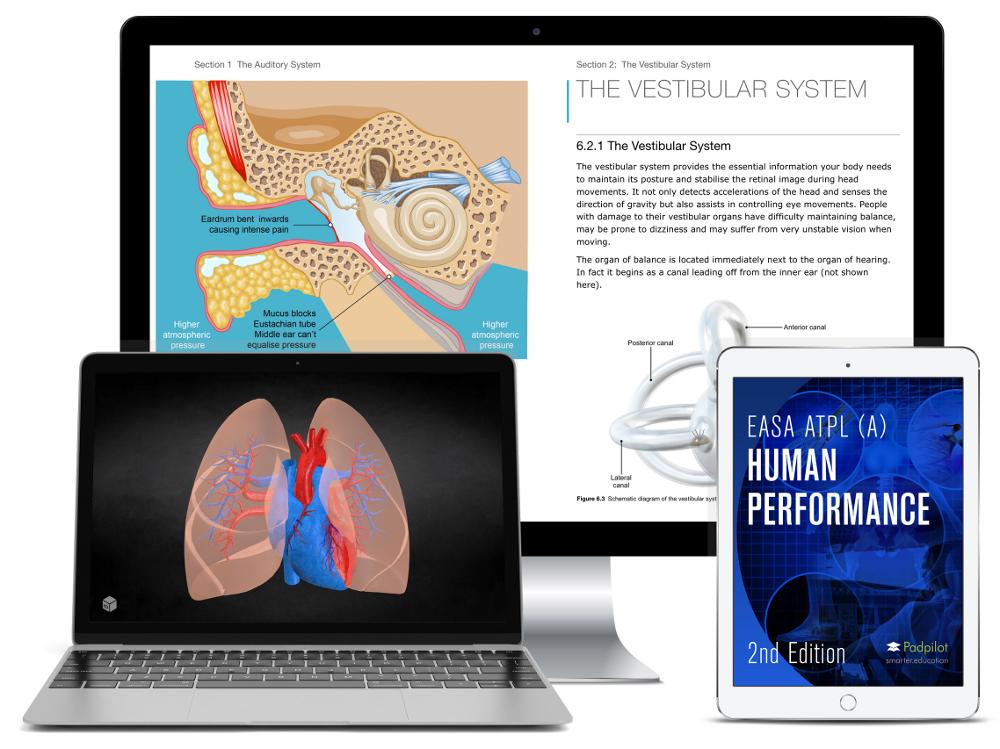 Preview of Padpilot ATPL study materials